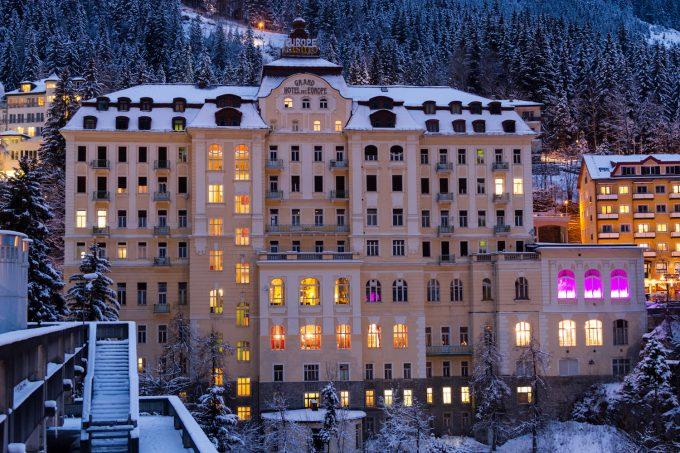Bad Gastein Hotel Europe