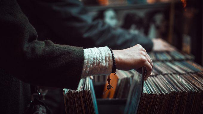Schallplattenflohmarkt