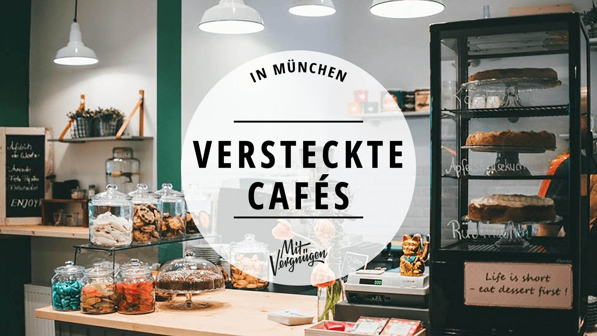 11 versteckte Cafés in München, die einen Besuch wert sind | Mit ...