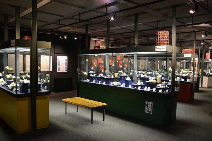 Museum Reich der Kristalle