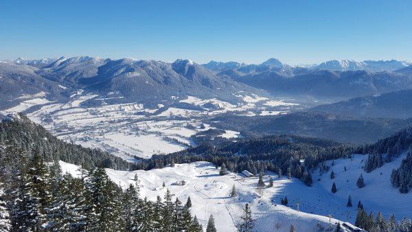 Ich könnte in die Berge fahren – die Illusion des Ausflugs