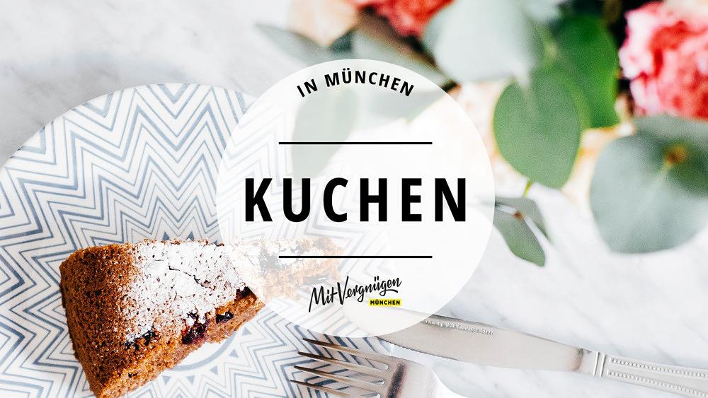 11 Orte in München, an denen du leckeren Kuchen bekommst