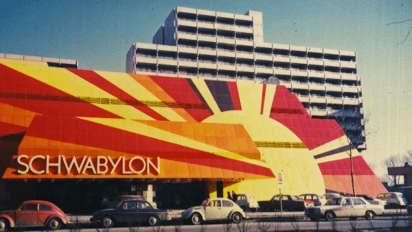 Schwabylon & Citta 2000: So bunt war Schwabing früher