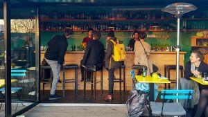 Bar of Bel Air