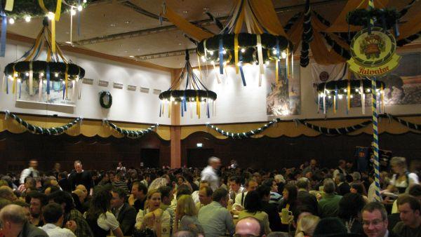 Starkbierfest Nockerherberg