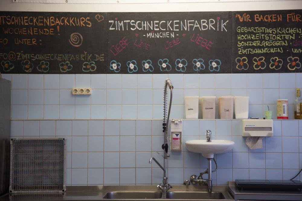 Zimtschneckenfabrik