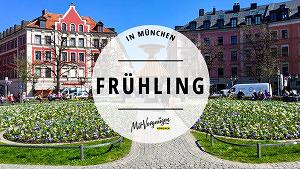 11 Dinge Frühling München