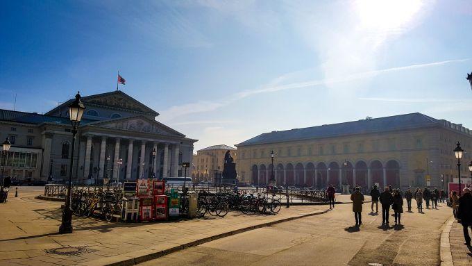 Oper Max-Josephs-Platz