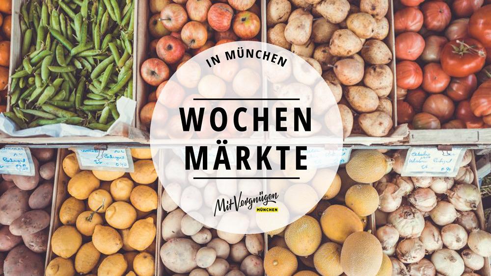 Wochenmärkte