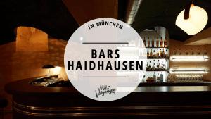 Bars Haidhausen