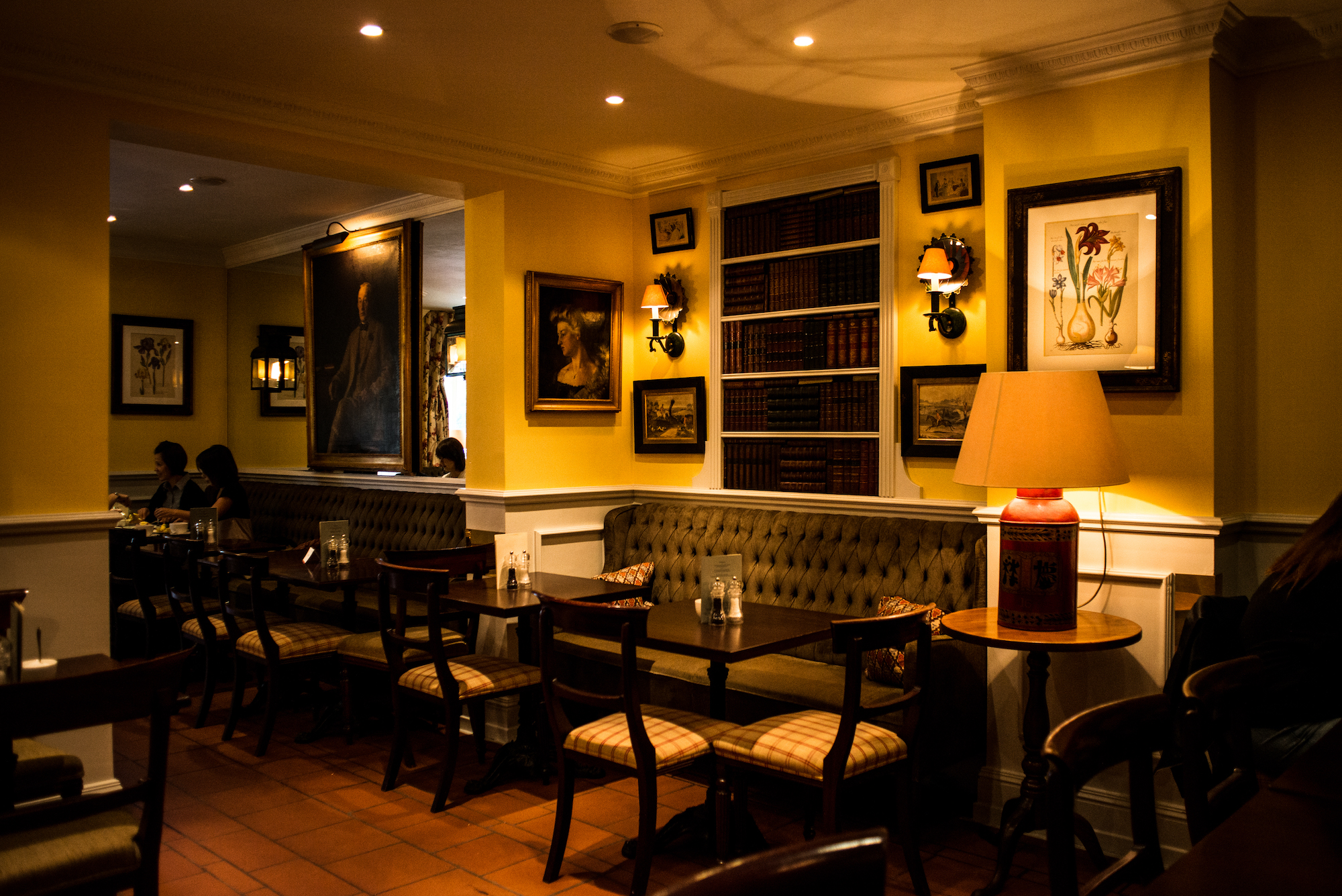 Scones essen und Tee trinken im Victorian House | Mit ...