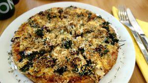 Vegetarische und vegane Pizza essen im Zodiac in Neuhausen