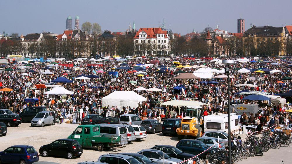 11 Tipps für den Flohmarkt auf der Theresienwiese