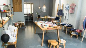 Pop-Up Store Geheim