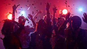 Partyreihen