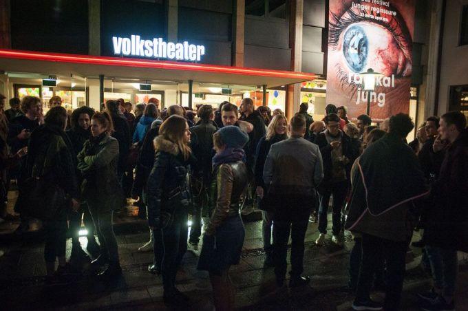 Volkstheater Radikal Jung