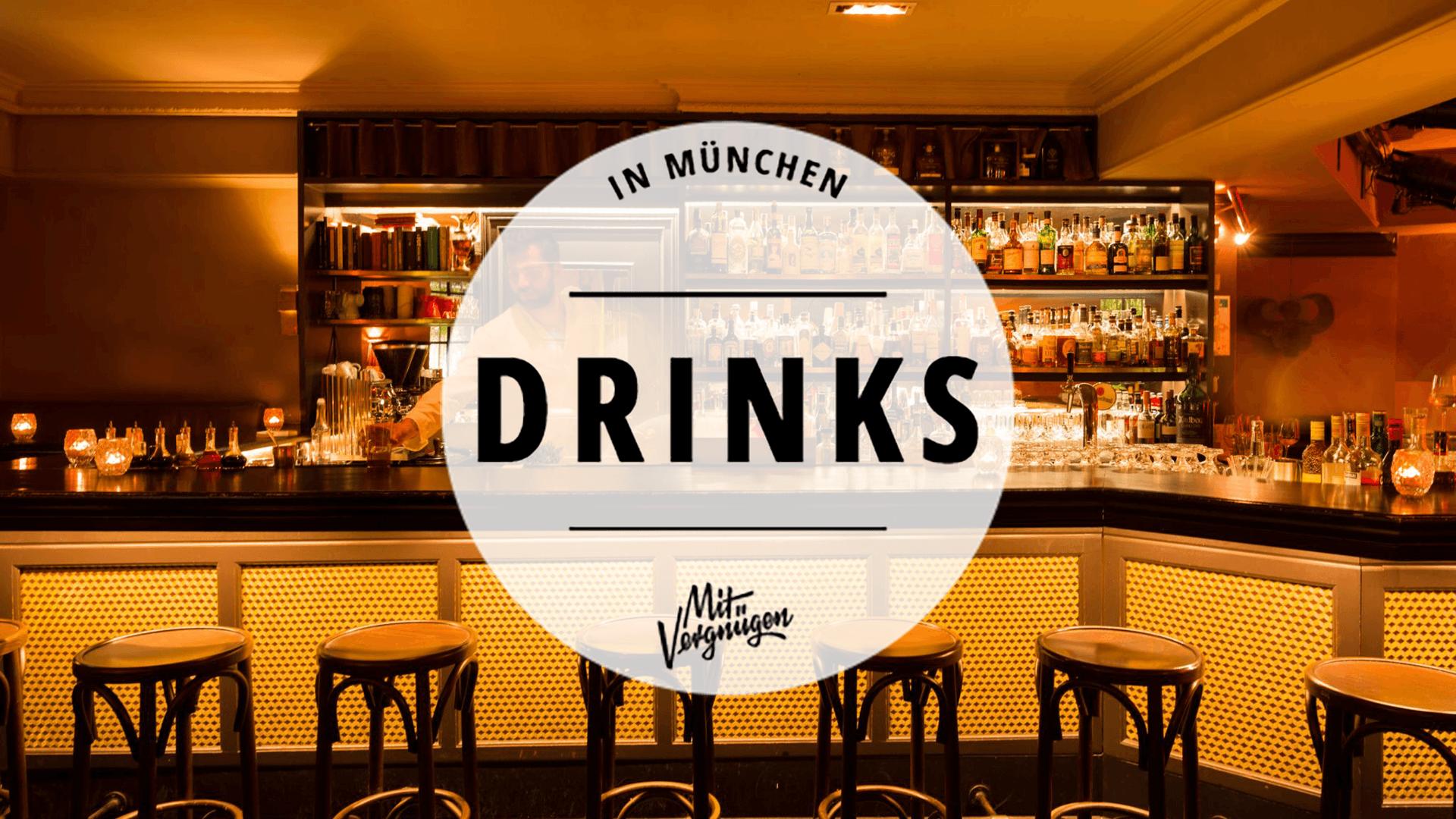 11 Bars in München, in denen ihr richtig gute Drinks bekommt | Mit ...
