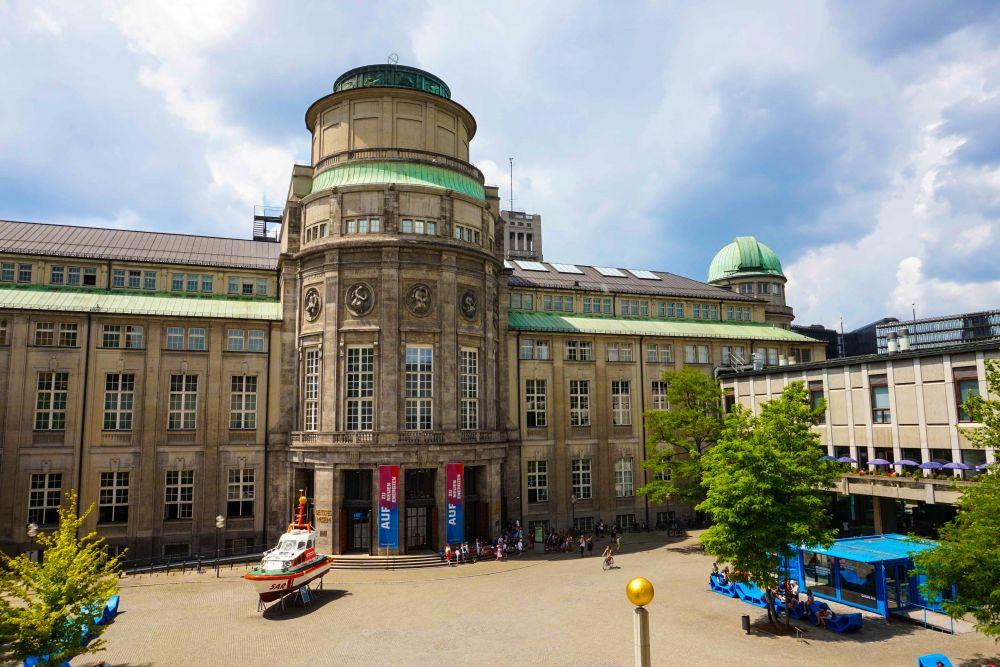 Wohnen im Deutschen Museum