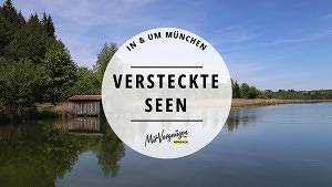 11 Badeseen in und um München, die nicht jeder kennt