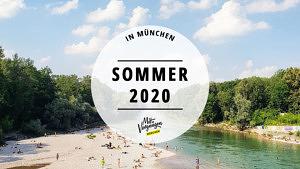 Sommer 2020 in München