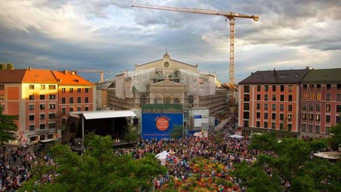 Gärtnerplatzfest