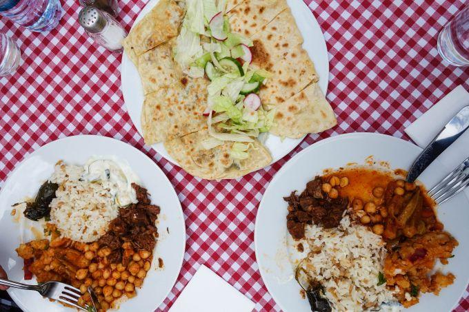 Outdoor Küche Aus Türkei : Türkische küche u kochen lernen verschenken mydays