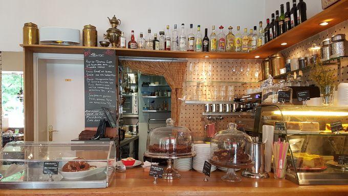 Augustenstraße Cafés