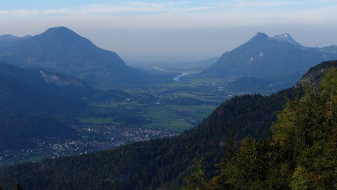 Kranzhorn Katerwanderung