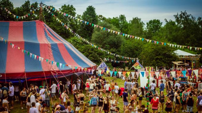 Wannda Circus Open Air –Freimann