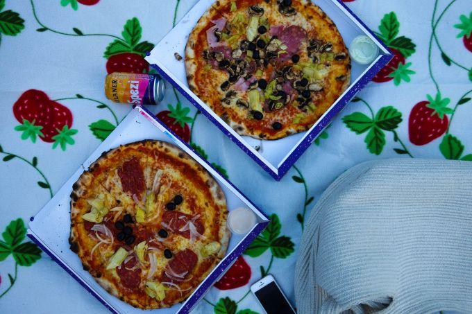 Deliveroo Park Picknick