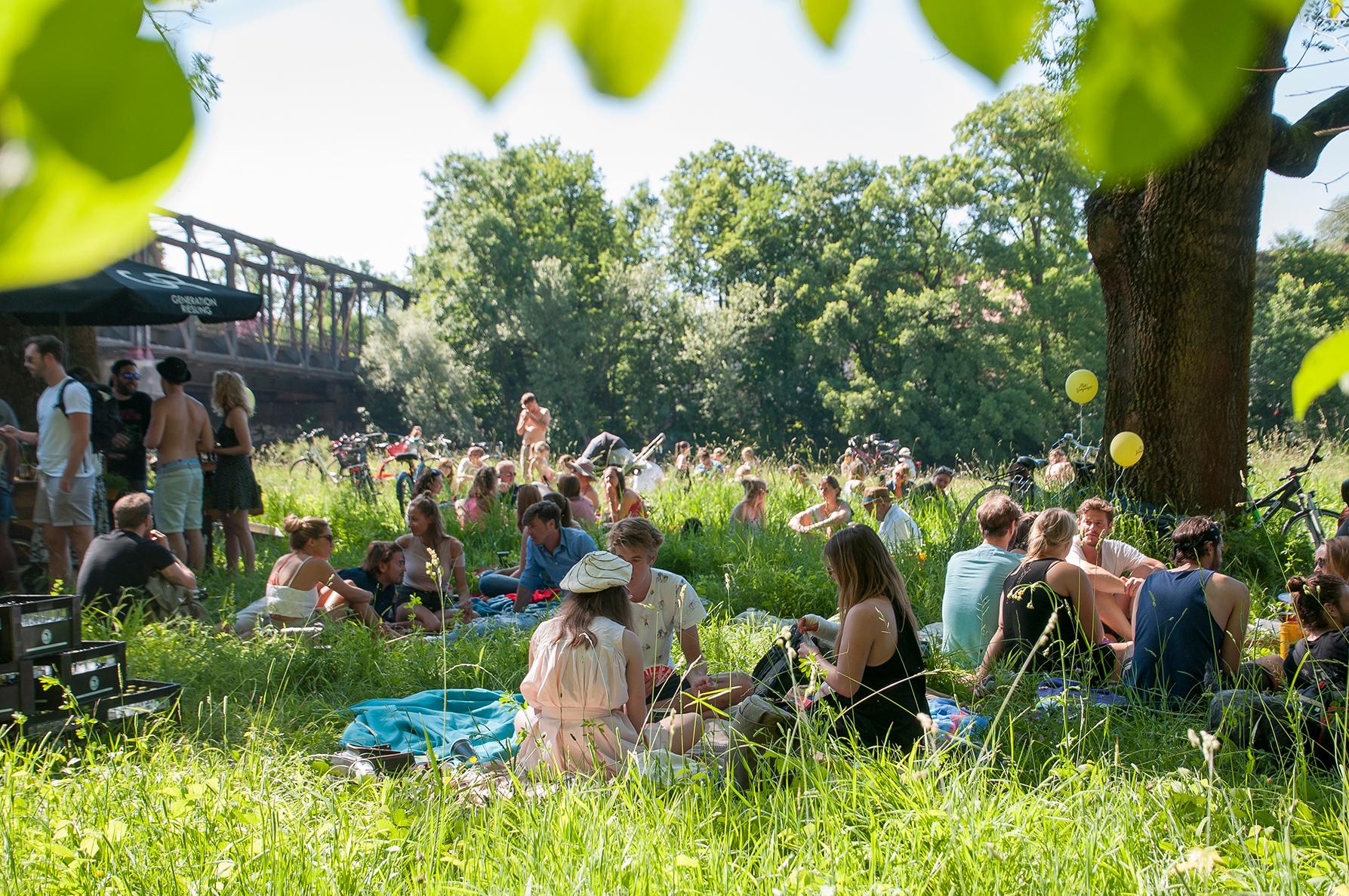 11 hilfreiche Tipps für das optimale Isar-Picknick | Mit