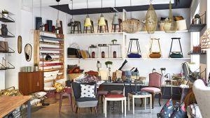 Vindue Westend Laden Shop