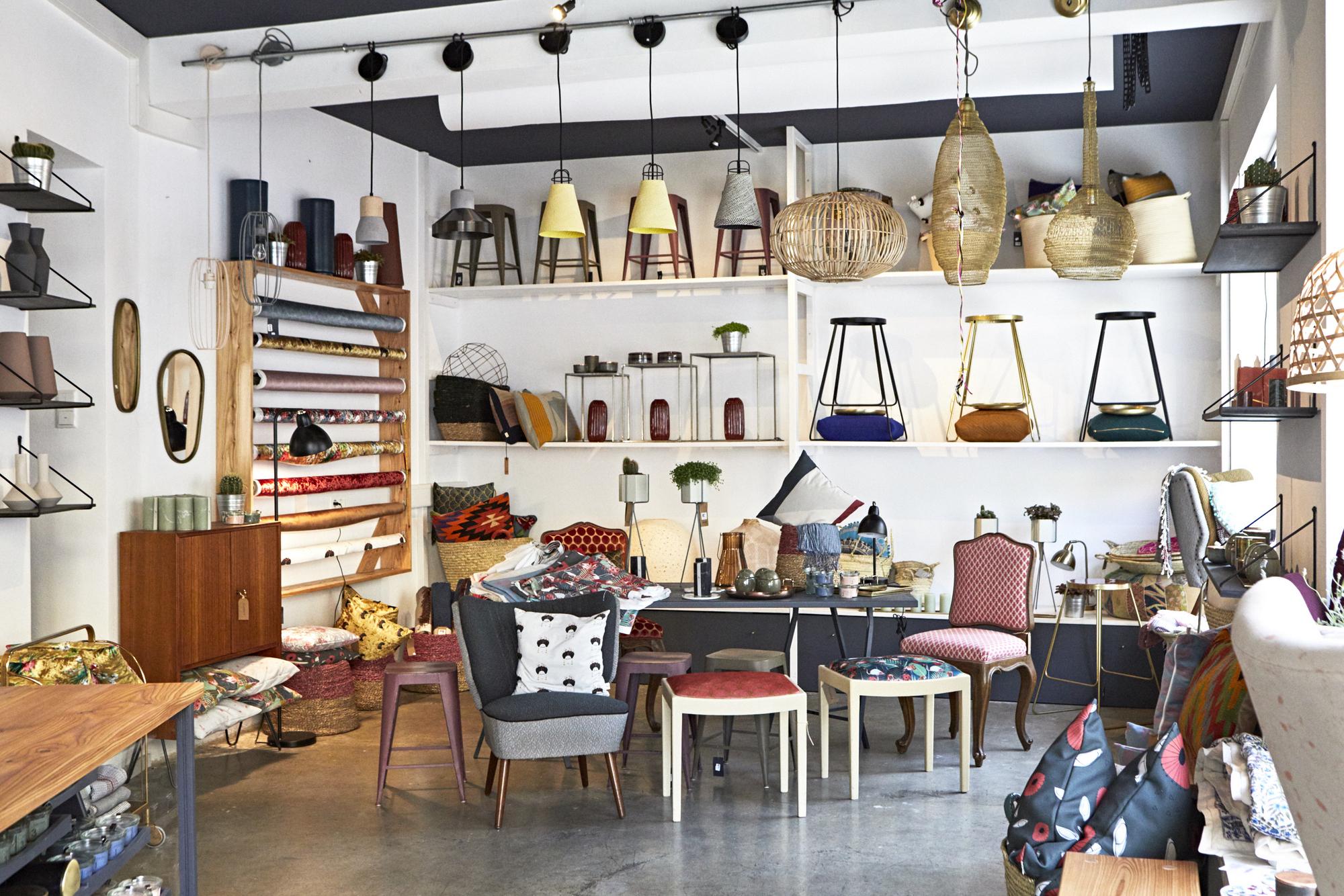 Vindue: Das Westend hat einen neuen, wunderschönen Interior-Shop ...