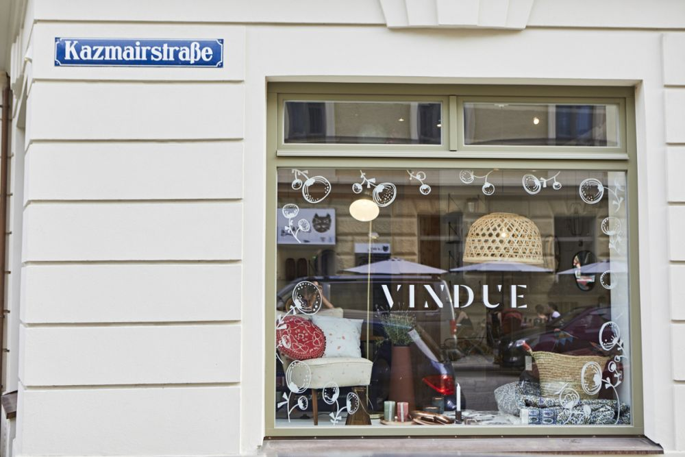 Vindue Das Westend Hat Einen Neuen Wunderschönen Interior Shop