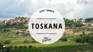 11 Dinge Toskana