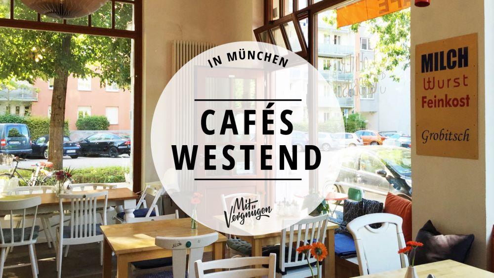 11 schöne Cafés im Westend, die einen Besuch wert sind