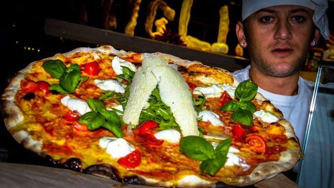Mille Miglia Pizzeria Westend