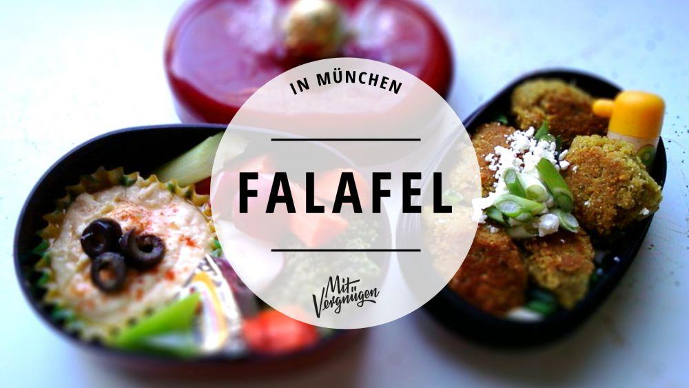 11 Falafel Läden München
