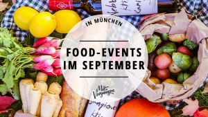 food Events septmber