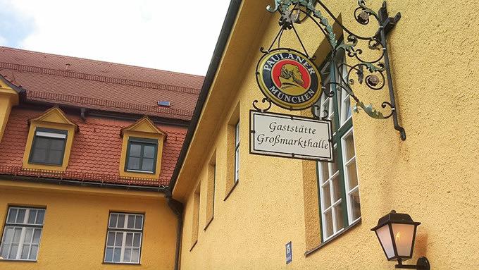 Großmarkthalle Sendling