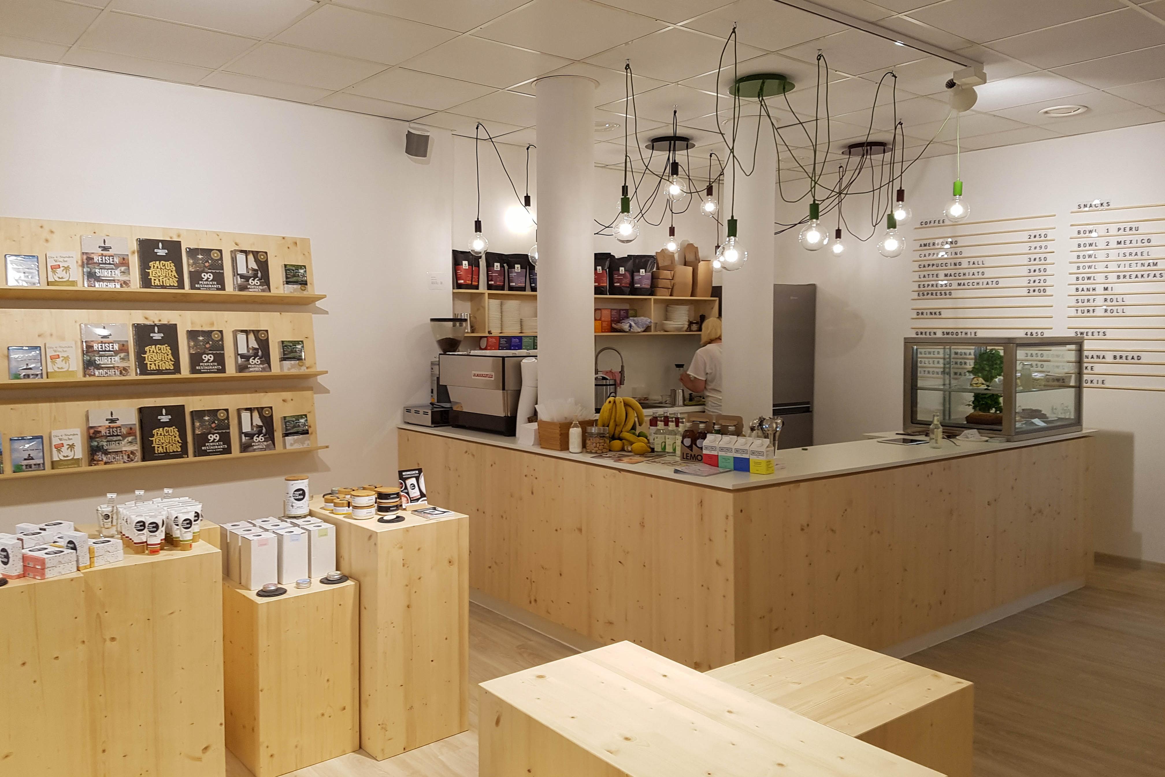 concept store und coffee shop der neue store galore in schwabing mit vergn gen m nchen. Black Bedroom Furniture Sets. Home Design Ideas