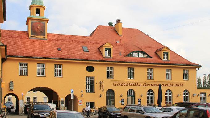 Gaststätte Großmarkthalle