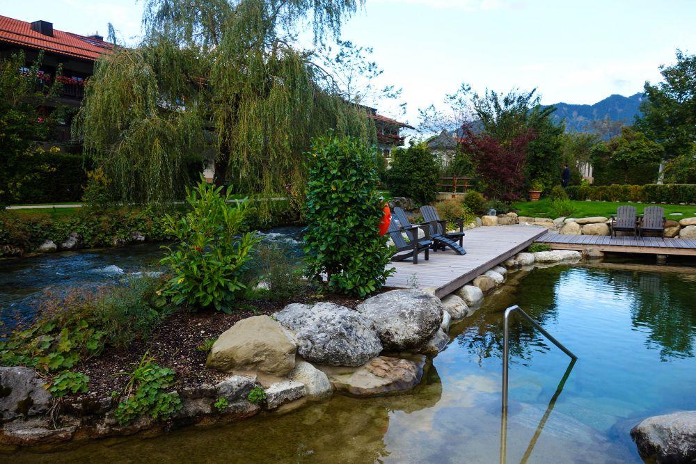 Ausflugsvergngüen: Day Spa & Sushi-Menü im Mizu Onsen am Tegernsee