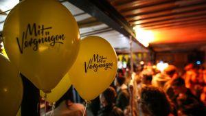 Tanzvergnügen 1 Jahr Mit Vergnügen München – So schön war's auf unserer Geburtstagsparty