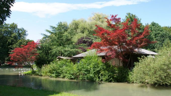 Teehaus Englischer Garten