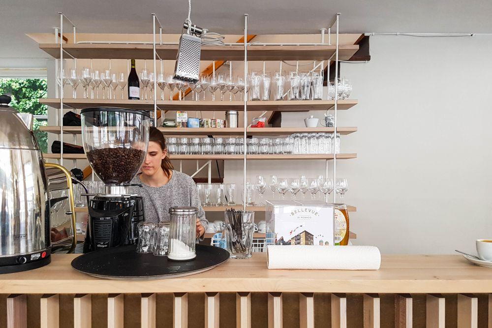Bellevue di Monaco Café