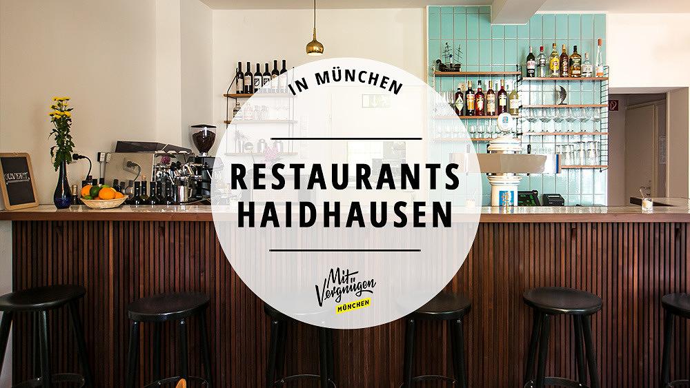 Haidhausen Restaurants