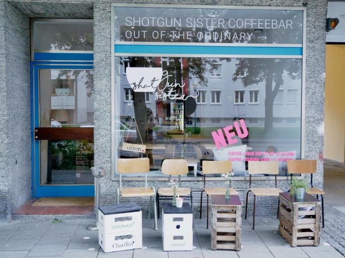 Shotgun Sister Coffeebar