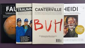 Das Buch als Magazin