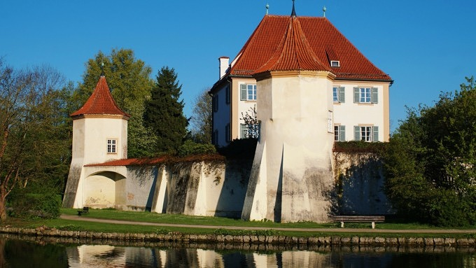 Schloss Blutenburg Spaziergänge